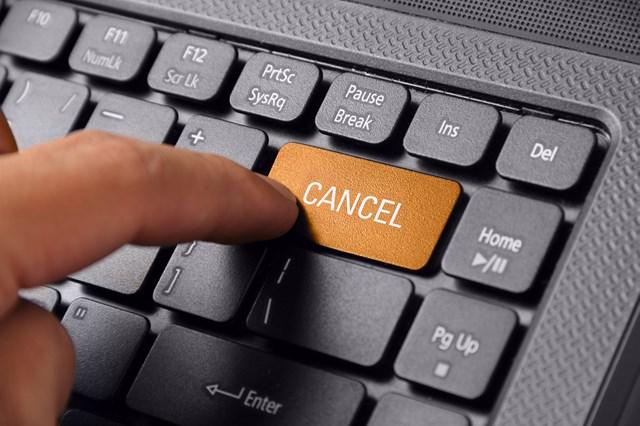 メルカリで取引をキャンセル