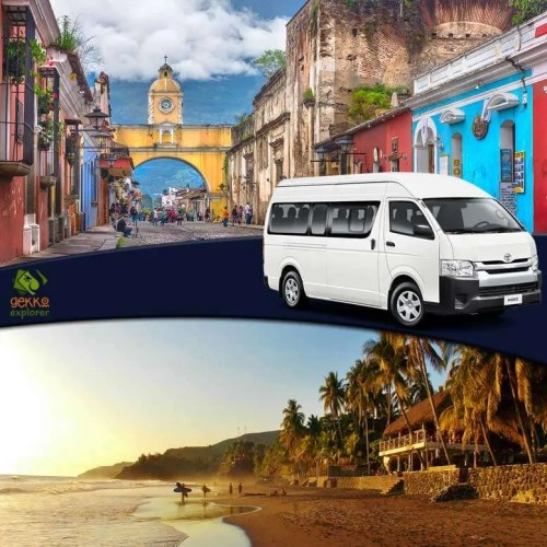 shuttle-antigua-guatemala-to-el-zonte-beach