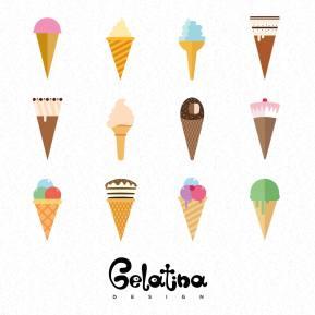 ice cream - Every Day - Gelatina Design