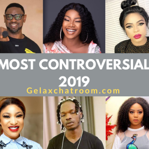 Most Controversial Nigerian Celebrities