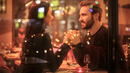 romantic valentine date