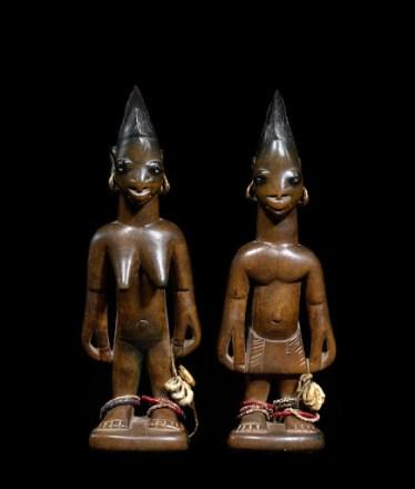 Ere ibeji - Yoruba Twins