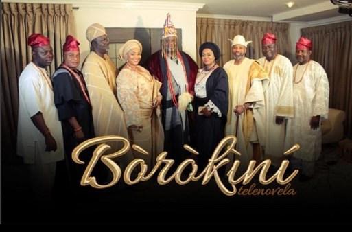 Borokini - Nollywood telenovela