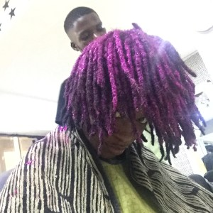 Tried Dying My Dreadlocks; DISASTER!