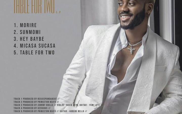 Korede Bello Pulls Heartstrings with Table for Two