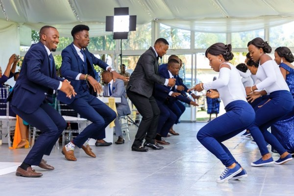 I'm an African but… I can't dance