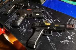 Glock 17 GLK gel blaster