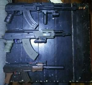 Lehui AK74U mod Gel Ball Blaster