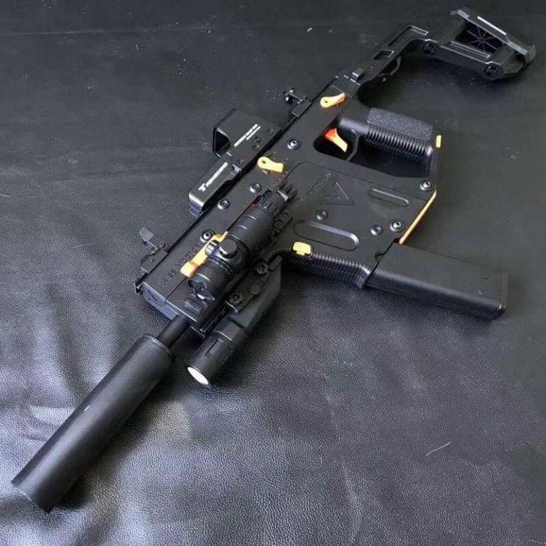 Kris Vector V2 Gel Blaster