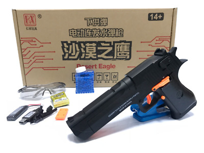 RenXiang Desert Eagle Gel Ball Blaster packaging