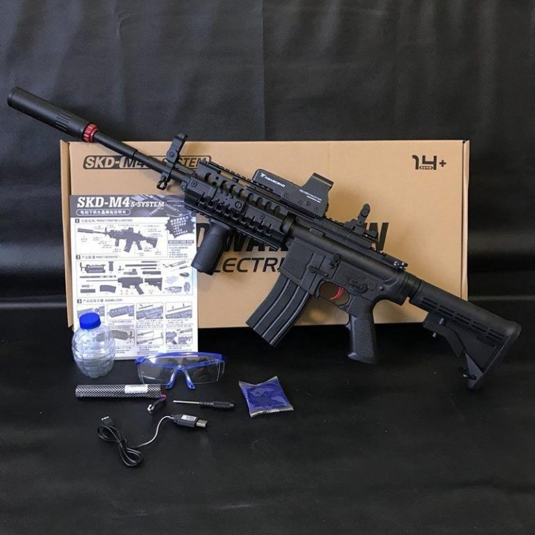 SKD M4SS Gel Blaster