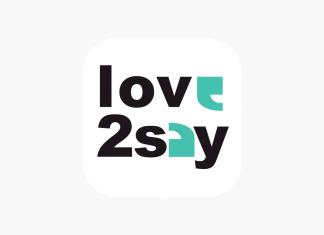 love 2 say