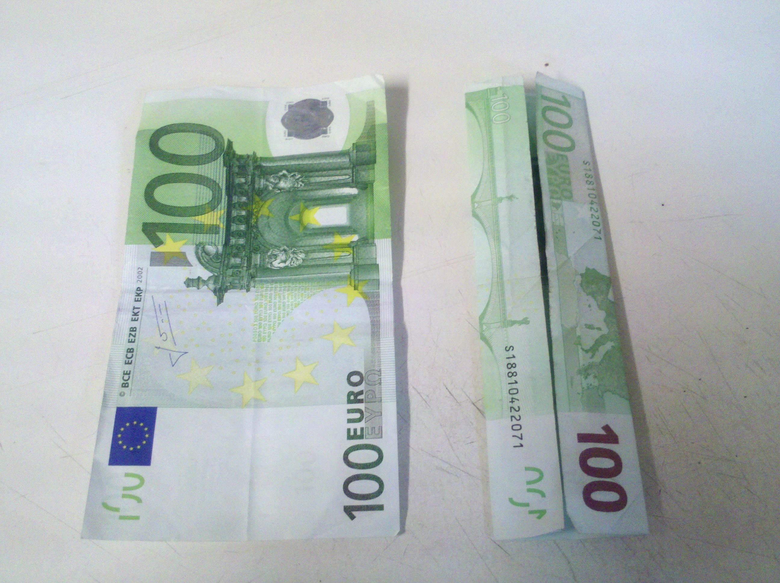 Hemd Aus Geldschein Falten Mit Einfacher Anleitung Auf