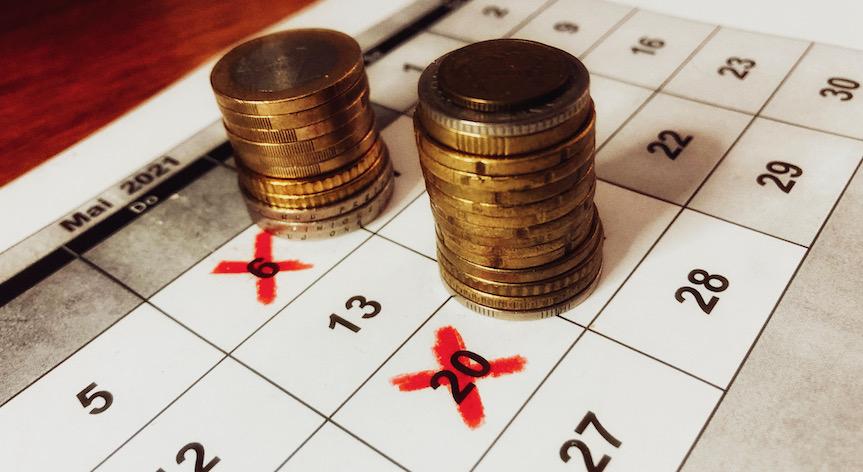 Mit einem Sparplan bequem investieren