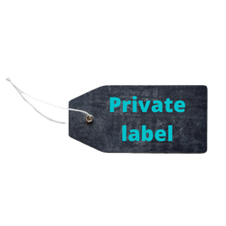 Wat is 'private label'?