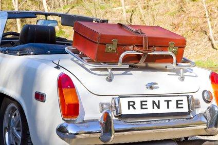 Rentenversicherung Zeit in der Rente