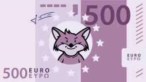 500 Euro Geldschein
