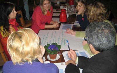 Samvirkets møde skaber mange gode idéer