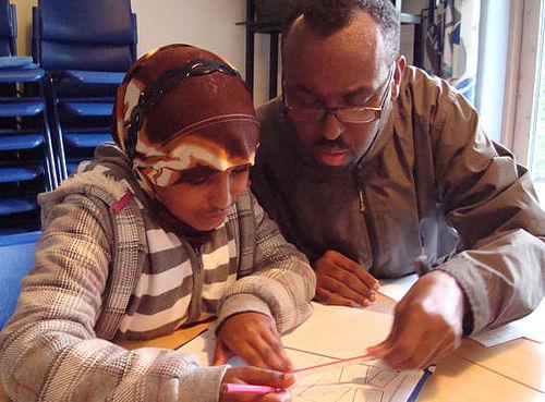 Somalisk stolthed over lektiecafeer