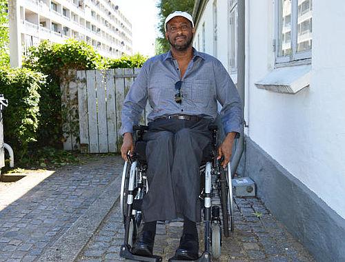 Handicappede i Gellerup: Kom frem!