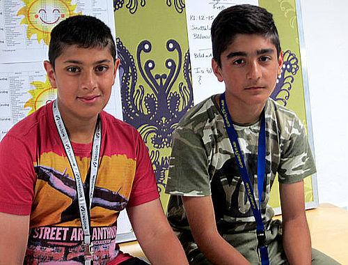 Unge frivillige: Vi kan godt lide at gøre folk glade