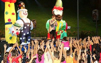 Børnefest på søndag om tyrkisk kultur