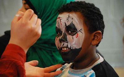 Børnefestival i fuld gang