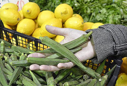 Mellem dufte og aparte frugter