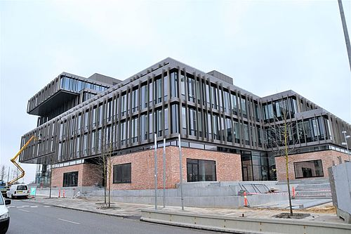 Ny bygning bringer mange fordele til beboerne i Gellerup