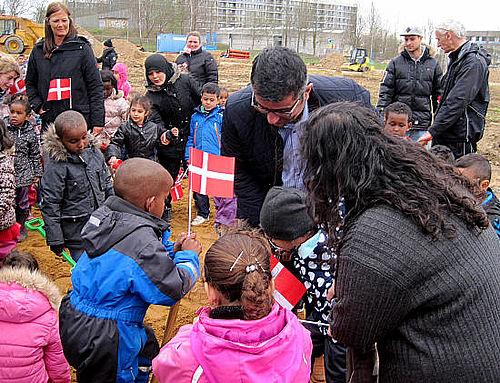 Tidlig indsats gør børn bedre til dansk