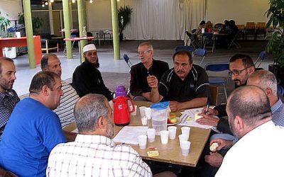 30 beboere diskuterede ny helhedsplan