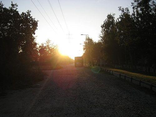 Solen står op – en dag begynder….