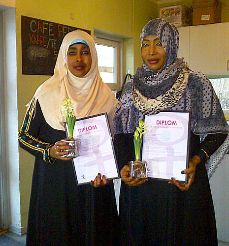 Bydelsmødrene stifter forening