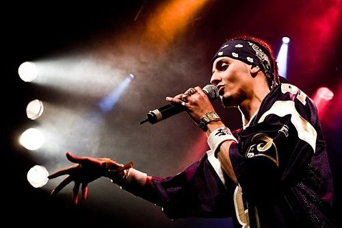 Top-rapper skal skaffe unge til jobmesse