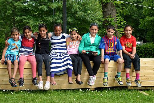 Børn præsenterer søndag: Cirkus Ros