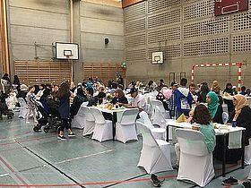 Til Eid-fest: Eid bringer folk sammen