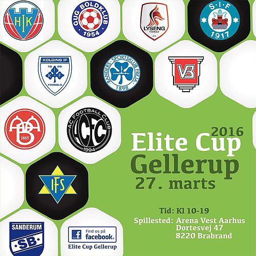 Elite Cup 2016 i Arenaen