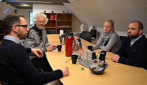 Politikere hørte om Gellerups samarbejde