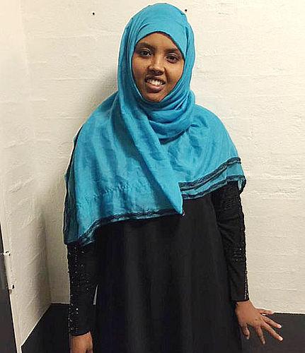 Farhiyo Mohamed – ildsjæl under uddannelse