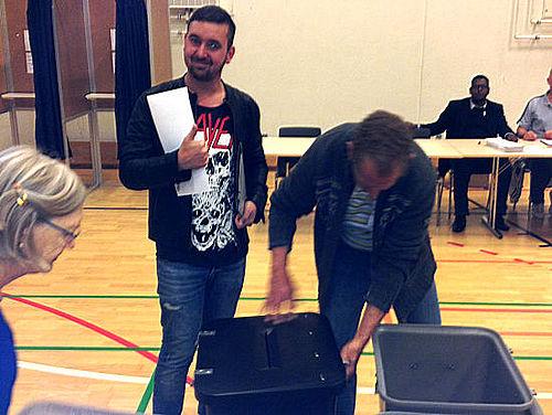 Valget i Globus1 er i gang!