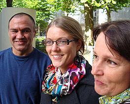 Nyt hold gademedarbejdere i Gellerup