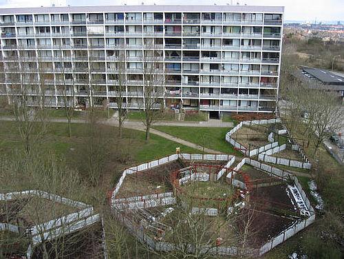 Politisk tovtrækkeri om almene boliger i Gellerup