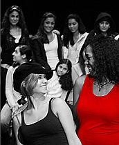 Åben scene, kvindehus og multikulturel festival