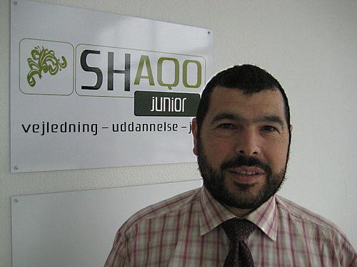 Shaqo Junior får unge i uddannelse