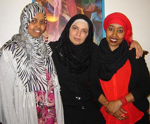 Bydelsmødre: Vi er en del af samfundet