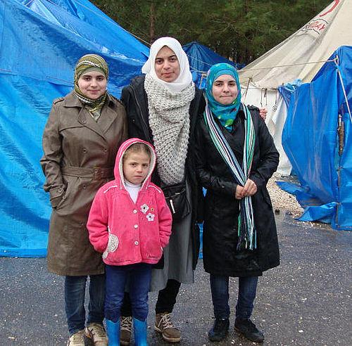 Gellerup-støtte til syrisk oprør