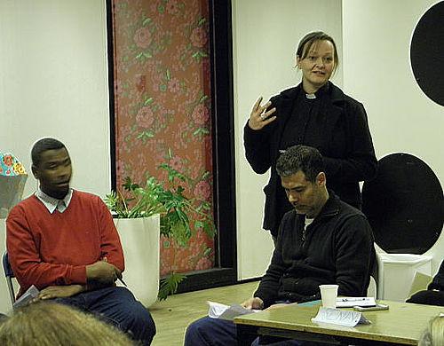 Temamøde om religion og forsoning