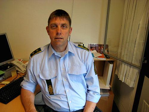 De fleste politiopgaver kan løses i Gellerup