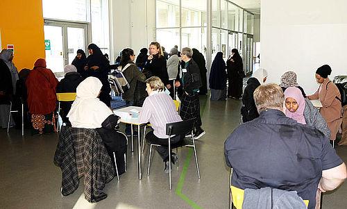 200 jobinteresserede deltog i JobOp