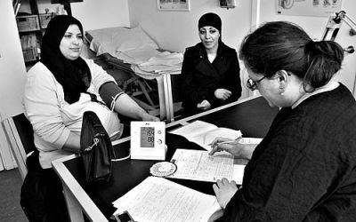 Jordemoderpraksis lukker konsultationen i Globus1